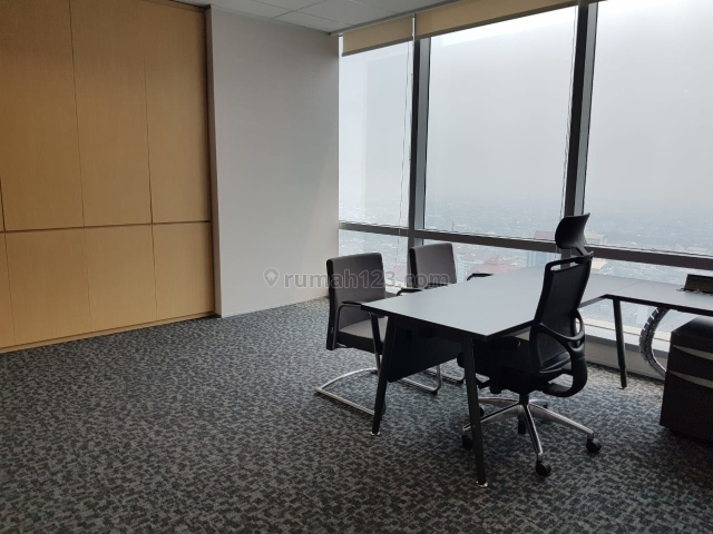 GRAB IT FAST! SUPER MURAH OFFICE SPACE SOHO CAPITAL READY TO USE, Central Park, Jakarta Barat