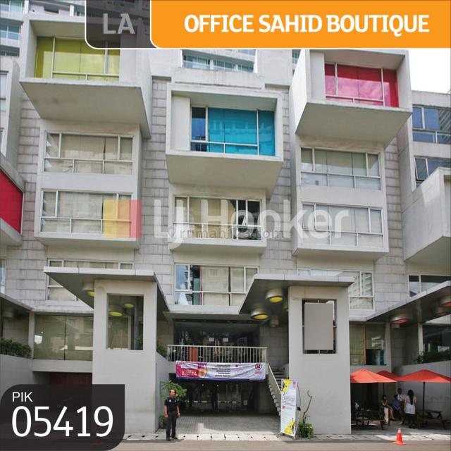 Kantor Sahid Office Boutique, Lantai 4A, Komplek Hotel Sahid, Jl. Jendral Sudirman Kav 86, Karet Tengsin, Jakarta Pusat, Tanah Abang, Jakarta Pusat
