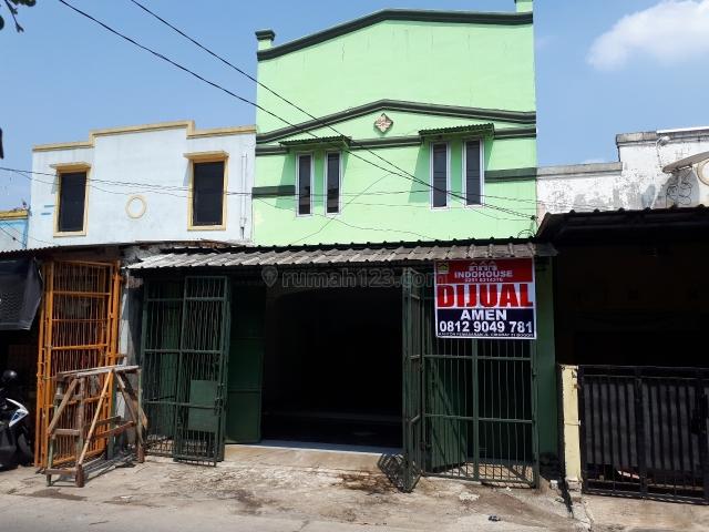 Ruko lokasi sangat bagus di perum Cilebit Bumi pertiwi, Bojonggede, Bogor
