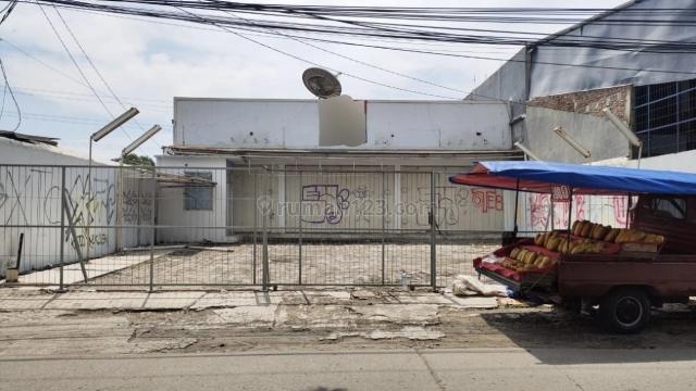 Lahan Berikut Bangunannya Cocok Untuk Usaha di Kaliabang Bekasi Utara, Bekasi Utara, Bekasi