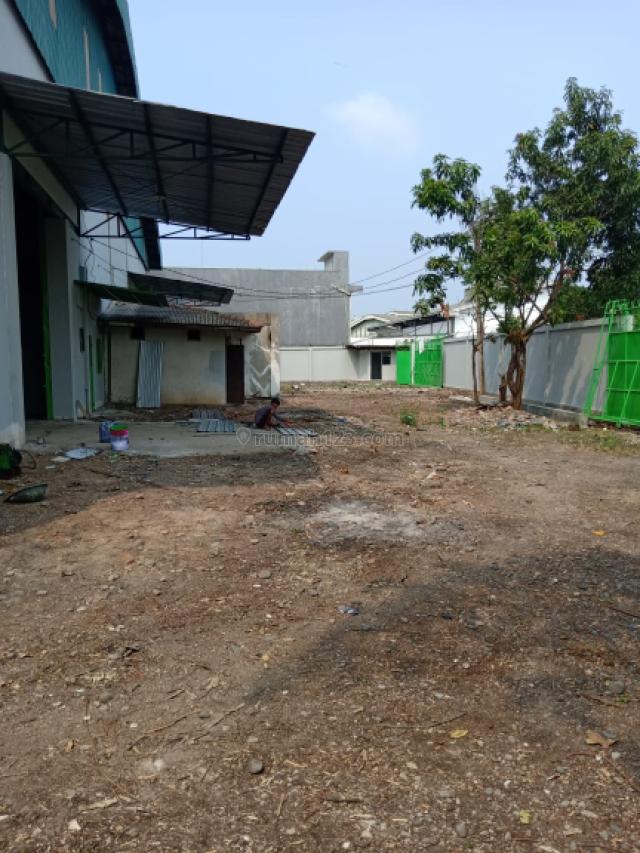 Gudang di Semanan Megah, Daan Mogot, lt 4.167m2, Harga 1,250M/thn, Jakarta Barat, Daan Mogot, Jakarta Barat