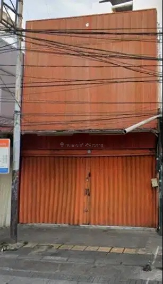Ruko di Menteng, Jarang Ada, Cocok utk usaha, kantor, bank, dll, Menteng, Jakarta Pusat