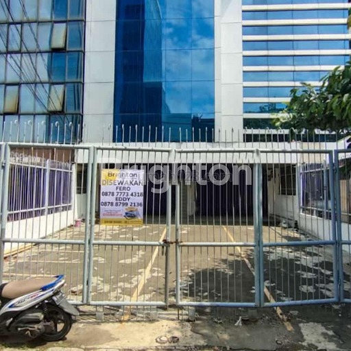RUKO GANDENG DI GAJAH MADA JAKARTA BARAT, Jembatan Besi, Jakarta Barat