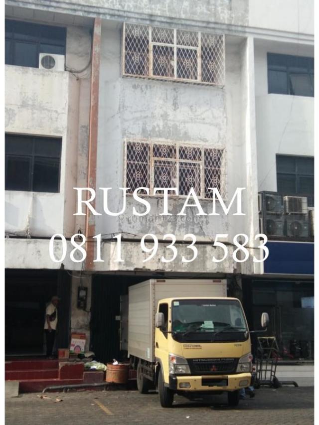 Ruko Textile Mangga Dua Harga Terjangkau Bisa Untuk Kantor Dan Gudang, Mangga Dua, Jakarta Barat