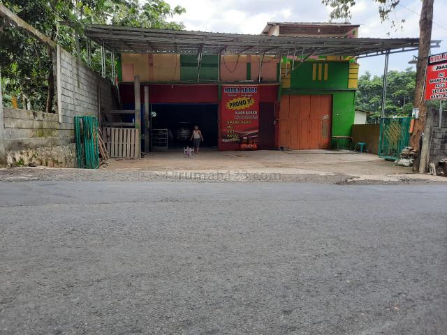 gudang bisa jadi bengkel/toko material di Deket bergas, Ungaran, Semarang
