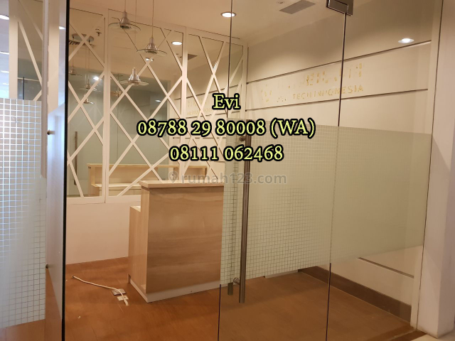 Office Space APL Tower Central Park Furnished Ready To Operate, Central Park, Jakarta Barat