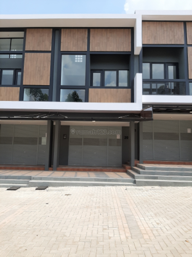 Ruko Baru 100% di KBP, Kota Baru Parahyangan, Bandung