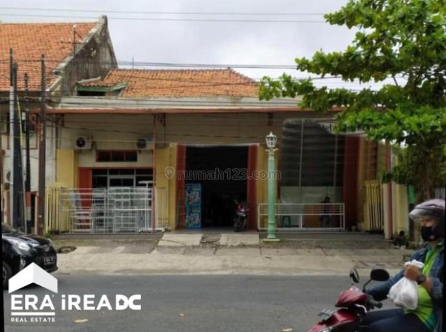rukan tengah kota  di imam bonjol pandansari semarang tengah, Semarang Tengah, Semarang