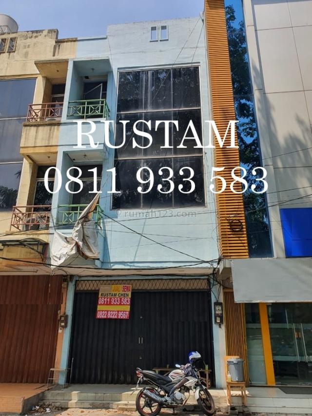 Ruko Taman Palem Lestari Lokasi Strategis Cocok Untuk Office, Taman Palem, Jakarta Barat