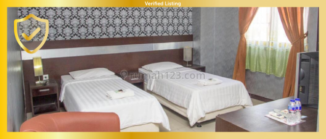 Hotel Komersil Di Buah Batu Pusat Kota Bandung | MEYJ, Buah Batu, Bandung