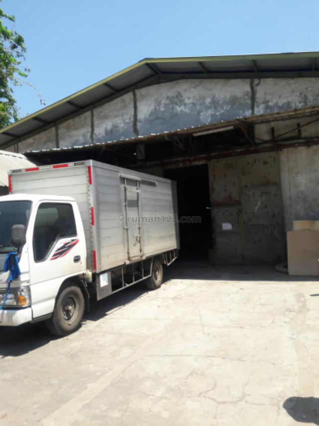 gudang kapuk kamal lt 1000 m hrg 400jt/thn, Kapuk Kamal, Jakarta Barat