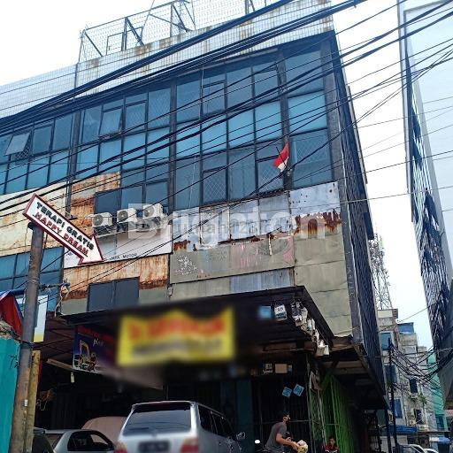 Ruko komersil untuk usaha, kantor di palmerah, Slipi, Jakarta Barat