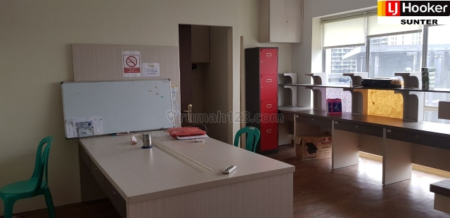 Office Space Kemayoran, Furnished, Kemayoran, Jakarta Pusat