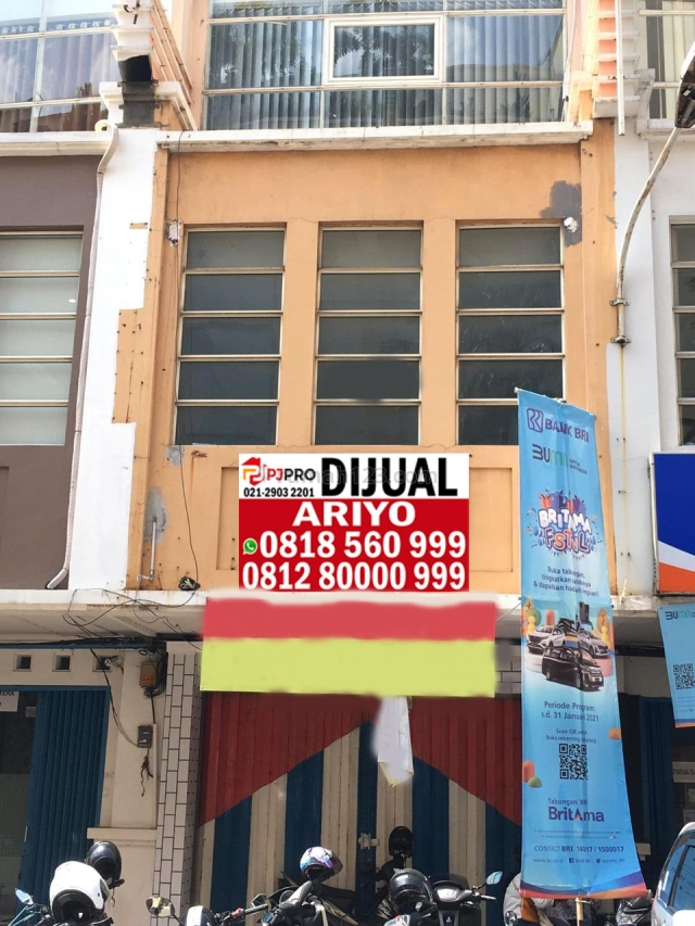 Ruko Mutiara Taman Palem, Jakarta Barat, Cengkareng, Jakarta Barat