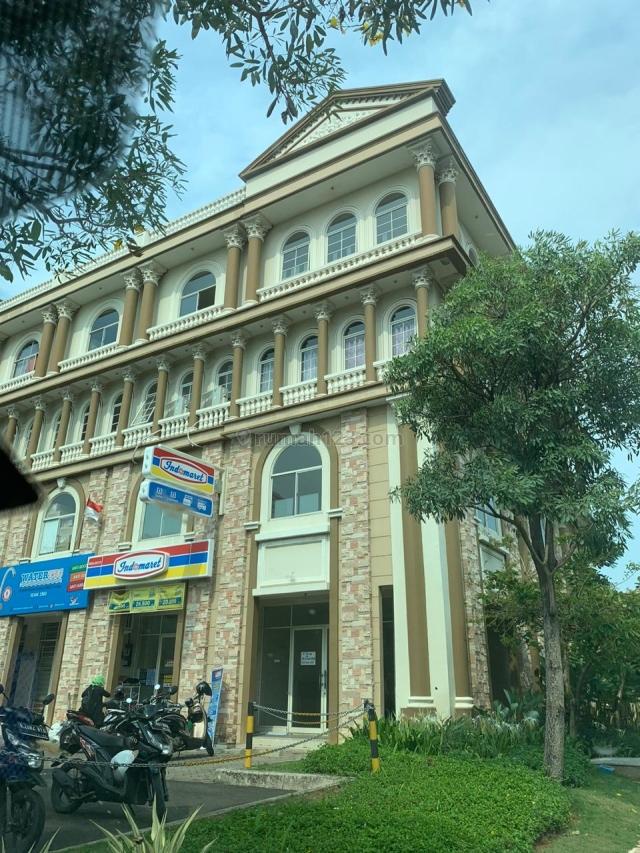 Ruko Sentra niaga Greenlake city, Duri Kosambi, Jakarta Barat