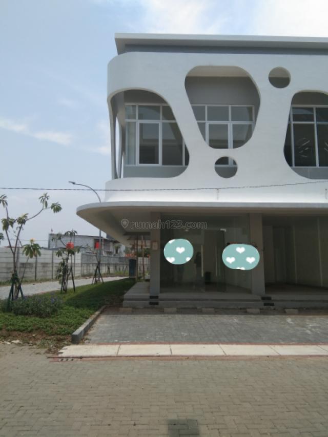 ruko citra 8, hoek , 2 lantai plong, Citra Garden, Jakarta Barat