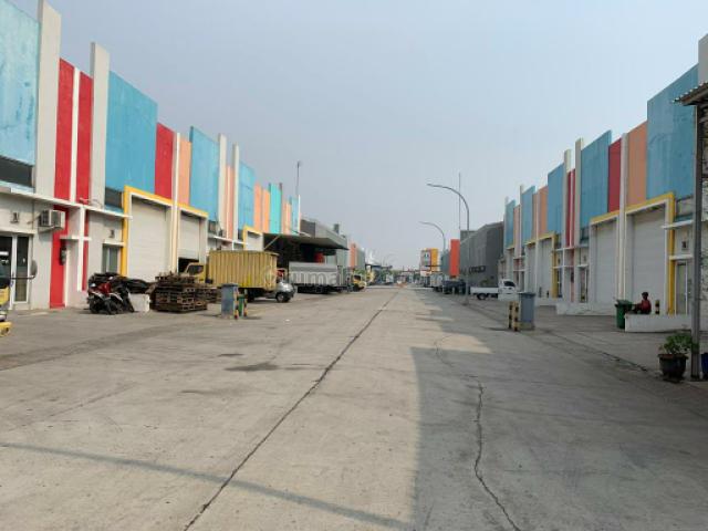 GUDANG BIZ PARK, Cengkareng, Jakarta Barat