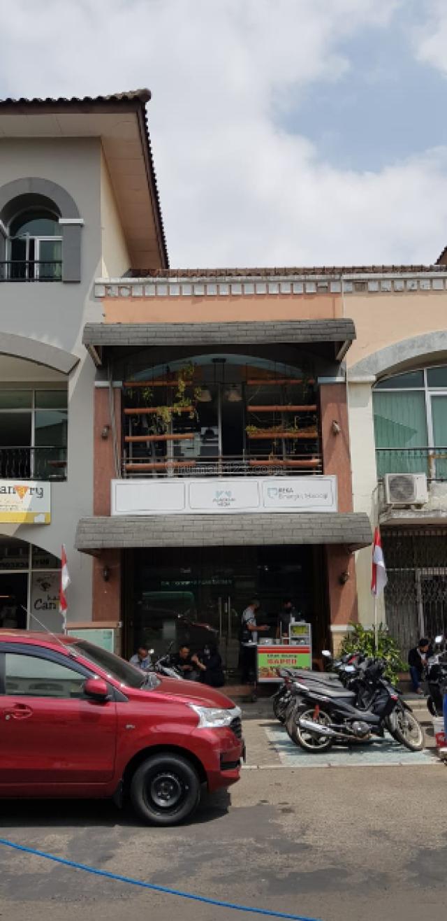 Ruko daerah Ramai di MTC, Margacinta, Bandung
