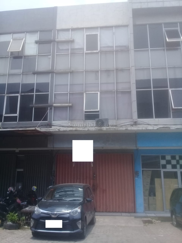 Ruko di Citra Business Park, Harga Murah, Siap Pakai, Lokasi Oke, Kalideres, Jakarta Barat