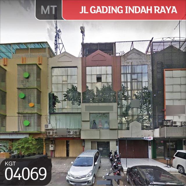 Ruko Jl. Raya Gading Indah, Kelapa Gading, Jakarta Utara, Kelapa Gading, Jakarta Utara
