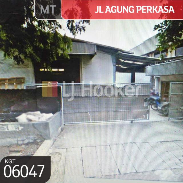 Gudang Jl Agung Perkasa Sunter, Jakarta Utara, Sunter, Jakarta Utara