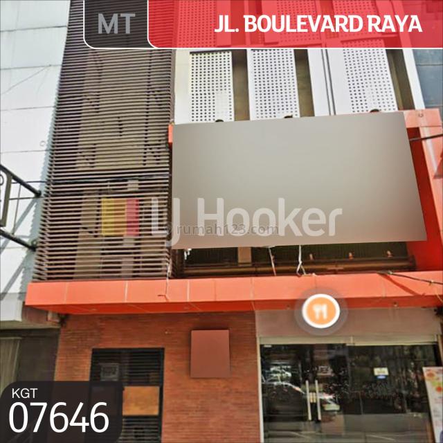 Ruko Jl Boulevard Raya Kelapa Gading, Jakarta Utara, Kelapa Gading, Jakarta Utara