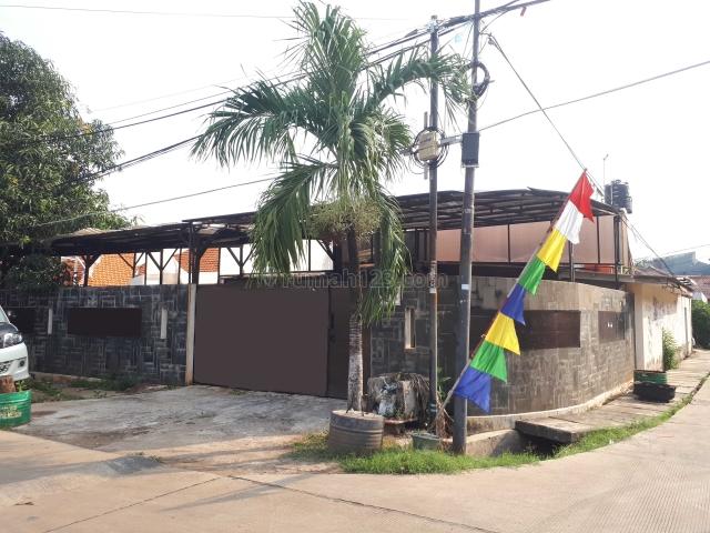AFFAN KEMANGGISAN - RUMAH 400m2 COCOK UNTUK USAHA (Silent Office, workshop, dll) DAN TEMPAT TINGGAL, Kemanggisan, Jakarta Barat