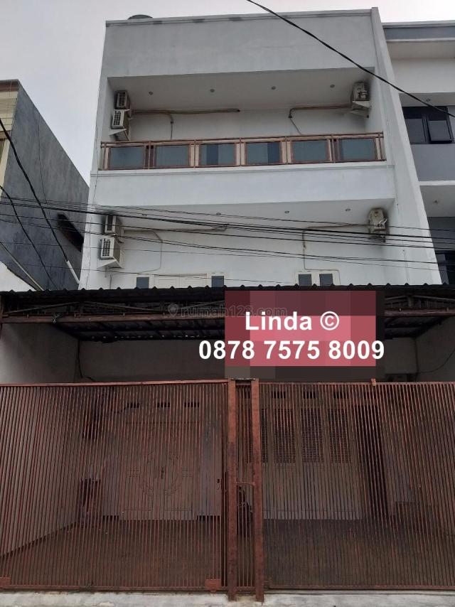 Ruko Kalibaru jakarta pusat siap huni, Cilincing, Jakarta Utara