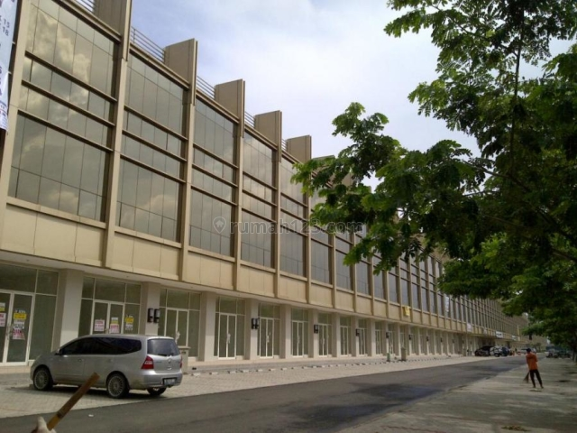 HARGA MENARIK! Ruko Wallstreet di Green Lake City Jakarta Barat, Green Lake City, Jakarta Barat