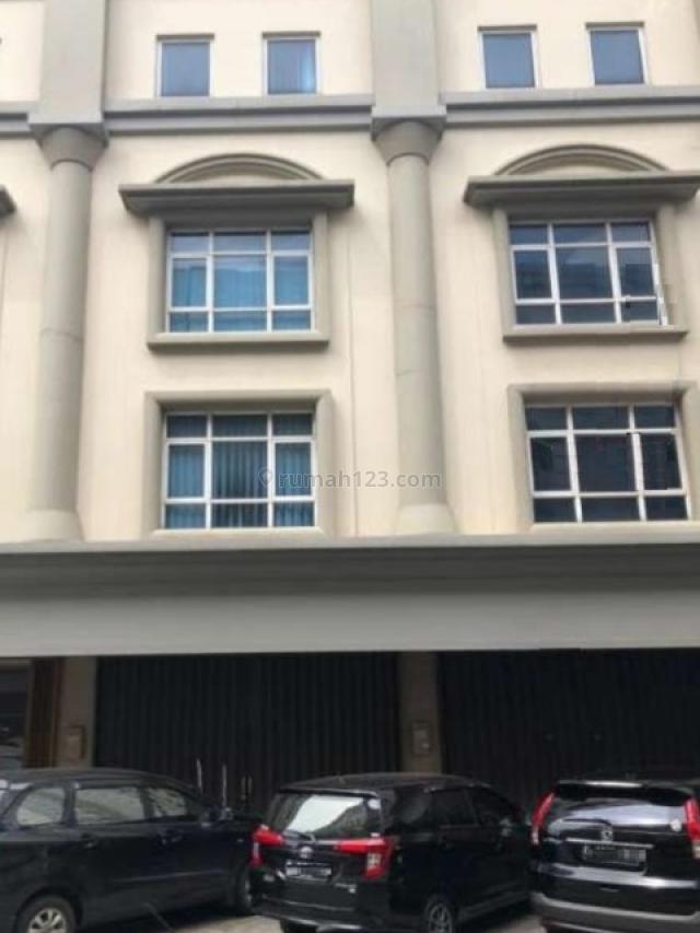 (GA14382-DK) Ruko lokasi strategis di Kebun Jeruk, Kebon Jeruk, Jakarta Barat