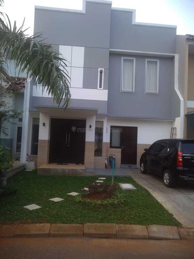 Rumah Cluster Jelita, Alam Sutera, Tangerang