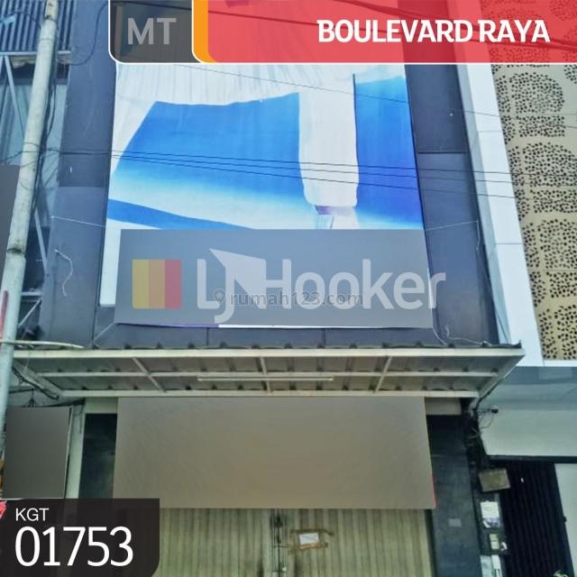 Ruko Boulevard Raya Kelapa Gading, Jakarta Utara, Kelapa Gading, Jakarta Utara