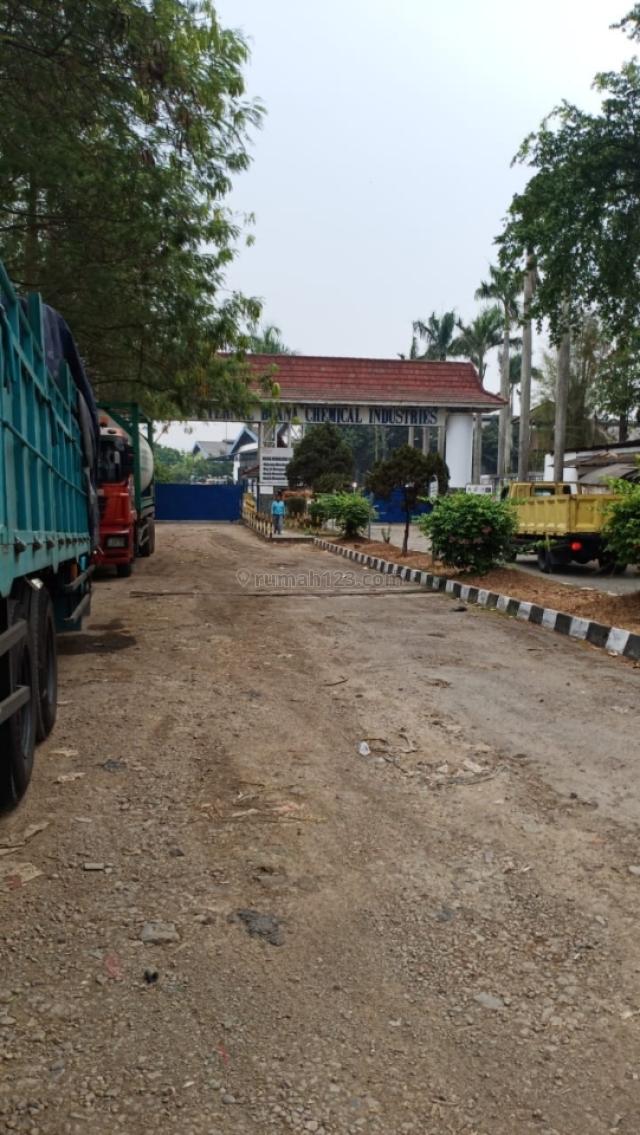 kavling daerah industri cikupa, Cikupa, Tangerang