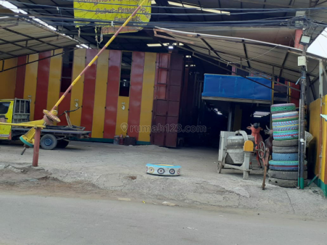 Gudang Siap Pakai, Ancol, Jakarta Utara