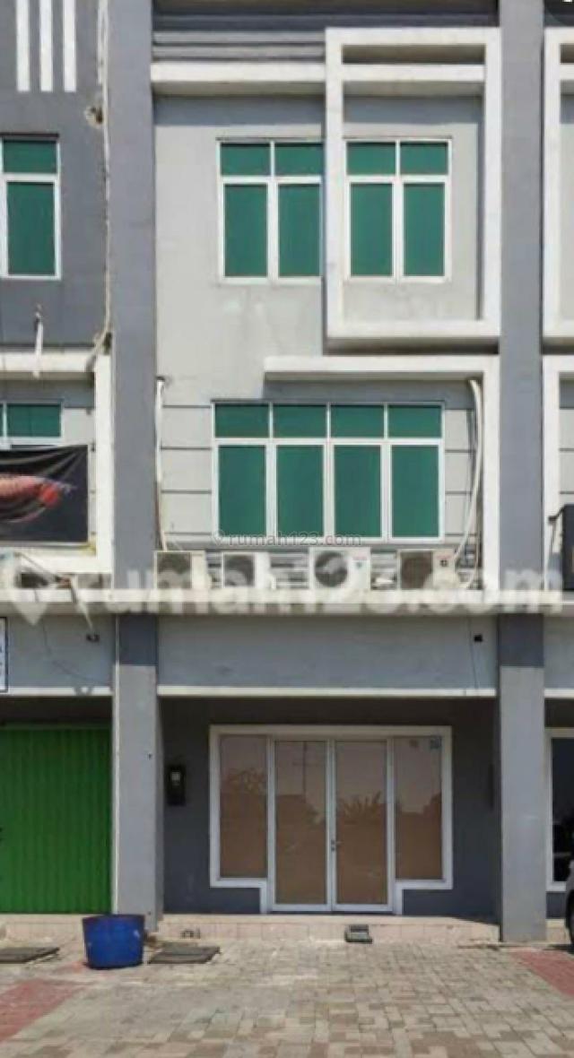 ruko elang laut termurah !!!! lt 5x15,3,5lantai, Kapuk Muara, Jakarta Utara