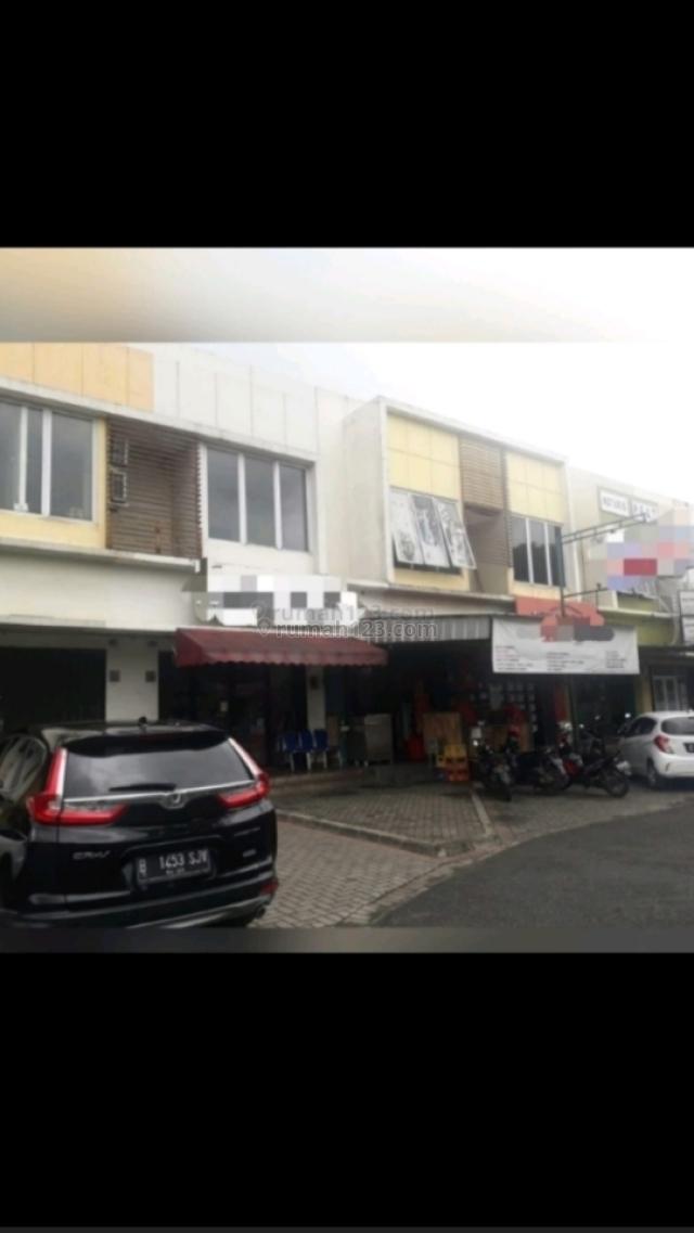 ruko lokasi strategis, Graha Raya, Tangerang
