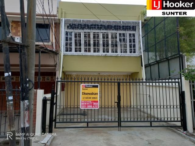 Ruko sudah renovasi Sunter Karya, Sunter, Jakarta Utara