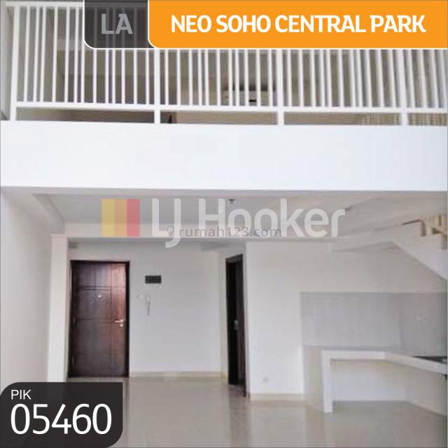 Kantor Neo Soho Central Park Lt 33, Jakarta Barat, Central Park, Jakarta Barat
