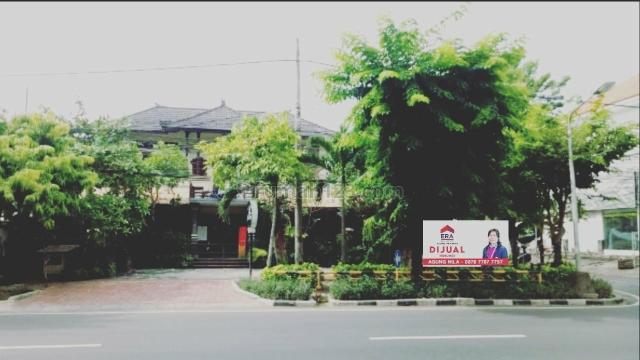 Tempat Usaha Premium di Denpasar, Renon, Denpasar