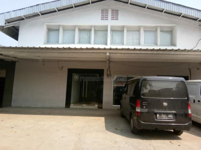 gudang daanmogot,cukup luas,siap pakai, Lt 1600/Lb 600, Daan Mogot, Jakarta Barat