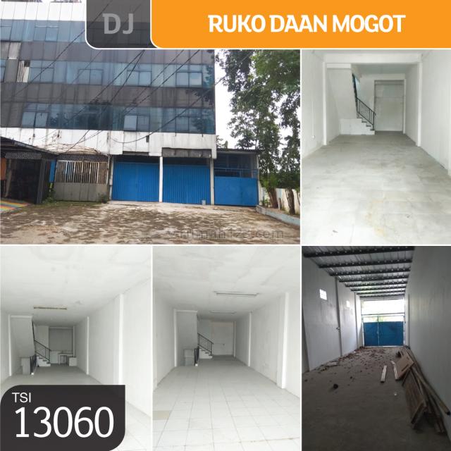 Ruko Daan Mogot, Jakarta Barat, 4x16m, 4 Lt, Daan Mogot, Jakarta Barat