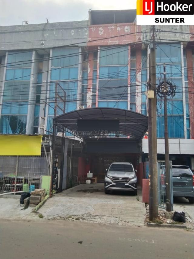 Ruko Strategis Bisma Raya, Sunter, Jakarta Utara