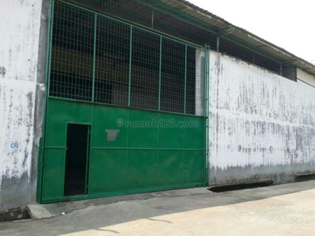 Gudang di Kawasan Pergudangan Dadap, DADAP, Kapuk Kamal, Jakarta Barat