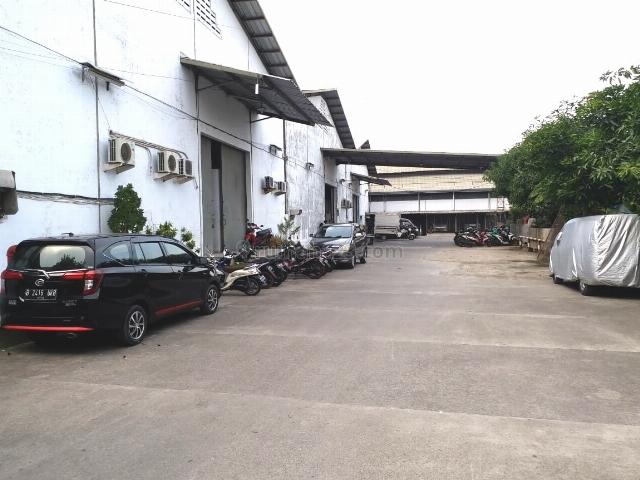 GUDANG HOKI (Lokasi Strategis di Pusat Kota & Aman) | Non.443, Tubagus Angke, Jakarta Barat