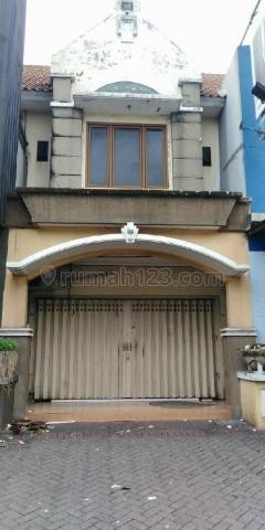 Ruko 2 Lt Deltasari Indah, Jl Utama Perumahan Deltasari Indah, Strategis, Waru, Sidoarjo