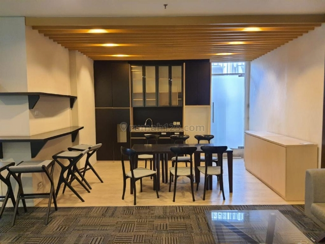Office Space, 334sqm, Furnished, Kebayoran Baru, Jakarta Selatan