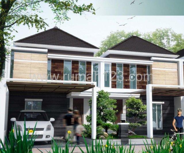 Dijual Rumah  Tengah Kota Harga Menarik 1031848 Rumah123 com