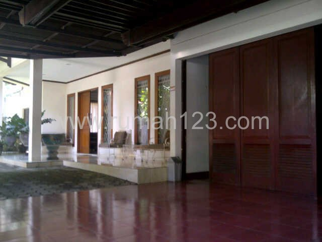 Rumah Bagus dan Asri Ada Taman, Siap Huni di Cipete, Cilandak, Cipete, Jakarta Selatan