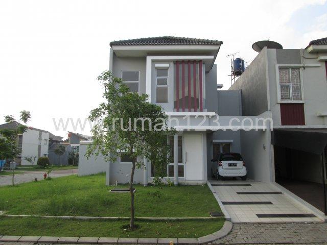 Rumah Mewah Di Serenede Lake Gading Serpong, Gading Serpong, Tangerang