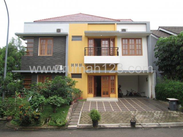 Rumah Mewah Bsd Castilla, BSD, Tangerang